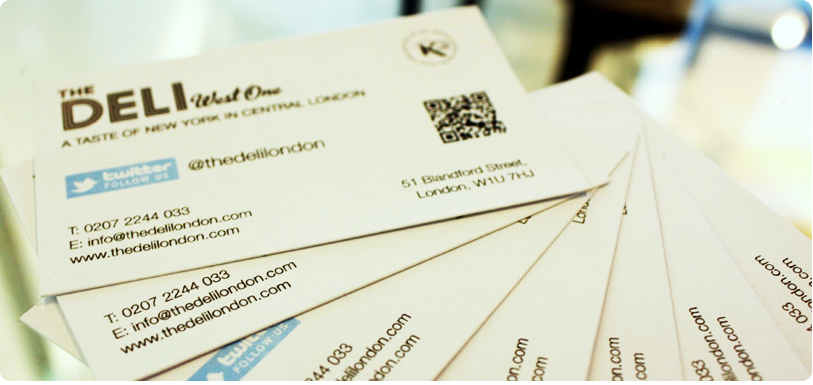 Business cards harrow actual photograph of our same day urgent business cards reheart Image collections